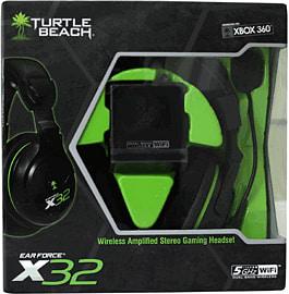 Turtle Beach Ear Force X32 Wireless Headset Accessories