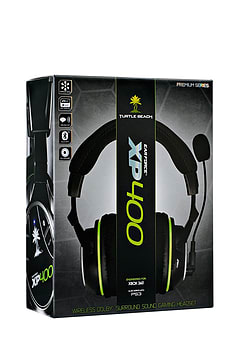 Turtle Beach XP400 Headset Xbox 360 & PS3 Accessories