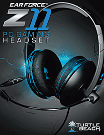 Turtle Beach Ear Force Z11 Headset Accessories 