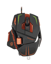 Mad Catz M.M.O. 7 Gaming Mouse Accessories