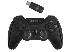 F.P.S Pro Wireless Gamepad for PlayStation 3 - Stealth Black Accessories