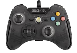 F.P.S Pro Wired Gamepad for Xbox 360 - Stealth Black Accessories