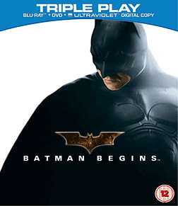 Batman Begins Triple Play Blu-Ray Blu-Ray 