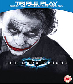 The Dark Knight Triple Play Blu-Ray Blu-Ray
