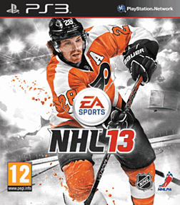 NHL 13 PlayStation 3 Cover Art
