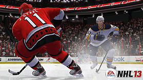 NHL 13 screen shot 5