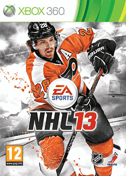 NHL 13 Xbox 360 Cover Art