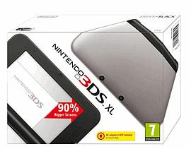 Nintendo 3DS XL Silver 3DS