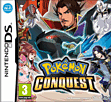 Pokemon Conquest DSi and DS Lite