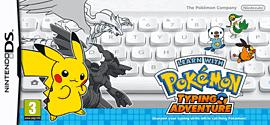 Pokemon Typing Adventure (inc. Wireless Keyboard) DSi and DS Lite