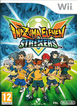 Inazuma Eleven Strikers Wii Cover Art