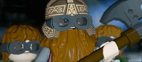 LEGO Lord of the Rings screen shot 7