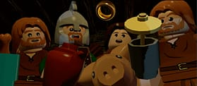 LEGO Lord of the Rings screen shot 6