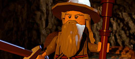 LEGO Lord of the Rings screen shot 10