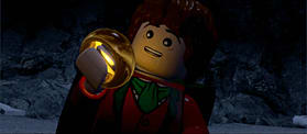 LEGO Lord of the Rings screen shot 1