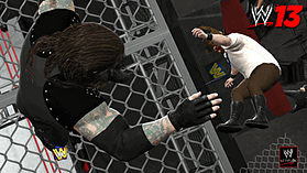 WWE 13: Mike Tyson Edition screen shot 19