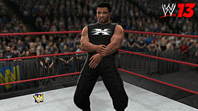 PS3 WWE 13 MIKE TYSON screen shot 1