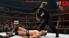 PS3 WWE 13 MIKE TYSON screen shot 2