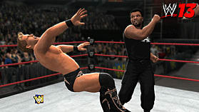 PS3 WWE 13 MIKE TYSON screen shot 3
