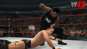 PS3 WWE 13 MIKE TYSON screen shot 4