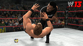 PS3 WWE 13 MIKE TYSON screen shot 5