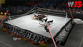 PS3 WWE 13 MIKE TYSON screen shot 6