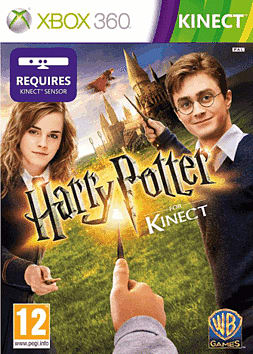 Harry Potter for Kinect Xbox 360 Kinect