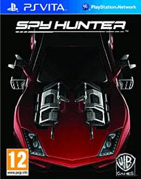SpyHunter PS Vita