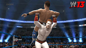 360 WWE 13 MIKE TYSON screen shot 11