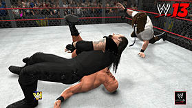 360 WWE 13 MIKE TYSON screen shot 12