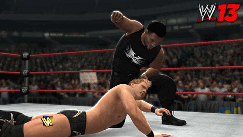 Mike Tyson Edition of WWE 13 at GAME for PS3, Xbox 360 and Wii