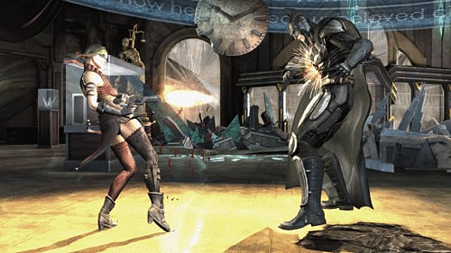 Injustice Gods Among Us Review for Xbox 360, PlayStation 3 and Wii U at GAME