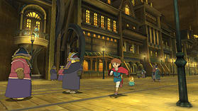 Ni no Kuni: Wrath of the White Witch screen shot 5