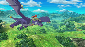 Ni no Kuni: Wrath of the White Witch screen shot 6