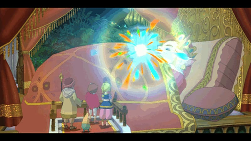 Ni no Kuni Wrath of the White Witch for PlayStation 3 at GAME