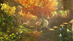 Ni no Kuni: Wrath of the White Witch screen shot 1