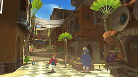 Ni no Kuni: Wrath of the White Witch screen shot 14