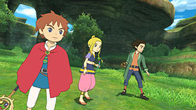 Ni no Kuni: Wrath of the White Witch screen shot 3