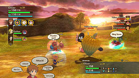 Ni no Kuni: Wrath of the White Witch screen shot 4