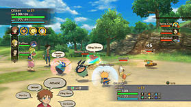Ni no Kuni: Wrath of the White Witch screen shot 20