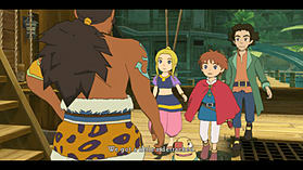 Ni no Kuni: Wrath of the White Witch screen shot 9