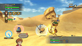 Ni no Kuni: Wrath of the White Witch screen shot 10