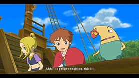 Ni no Kuni: Wrath of the White Witch screen shot 11