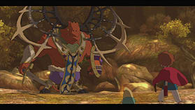 Ni no Kuni: Wrath of the White Witch screen shot 12