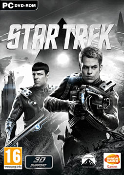 Star Trek - The Video Game PC Games Cover Art