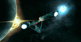 Star Trek - The Video Game screen shot 9