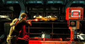 Star Trek - The Video Game screen shot 30