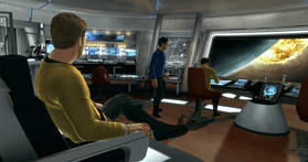 Star Trek - The Video Game screen shot 18