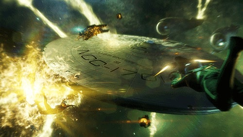 Star Trek The Video Game First Look preview at GAME