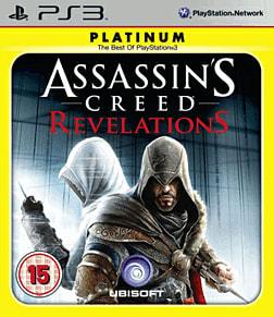 Assassin's Creed: Revelations (Platinum) PlayStation 3